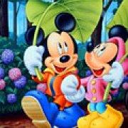Игра Игра Микки Маус: скрытые буквы