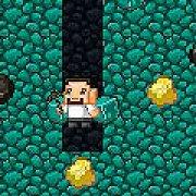 Игра Игра Майнкрафт: путешествие к центру Земли