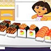 Игра Игра Дора: китайская кулинария