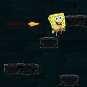 Игра Игра Губка Боб спасает Гери