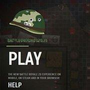 Игра Игра Battlegrounds2d.io