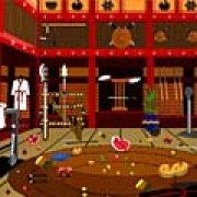 Игра Игра Уборка в ниндзя додзе
