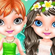 Игра Игра Малышка Барби салон фей