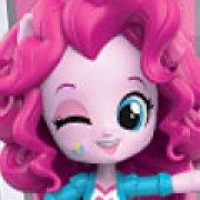 Игра Игра Пони Пинки Пай собирает кексы