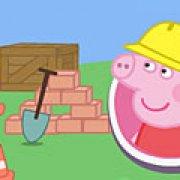 Игра Игра Свинка Пеппа новый дом