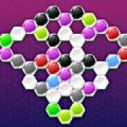 Игра Игра Кристаллический гексаджонг 2