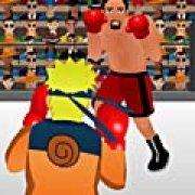Игра Игра Боксирующий Наруто