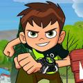 Игра Игра Бен 10: Суперкемпинг