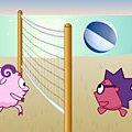Игра Игра Смешарики волейбол