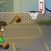 Игра Игра Афро баскетбол