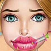 Игра Игра Как лечить губы