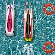 Игра Игра Гонщик моторного катера V10