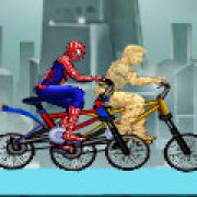 Игра Игра Гонки человек паук