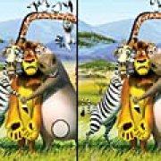 Игра Игра Мадагаскар: отличия