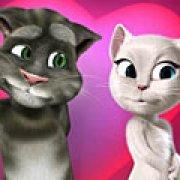 Игра Игра Говорящий кот Том украшает комнату / Talking Tom Room Decoration