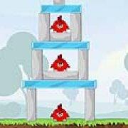 Игра Игра Angry birds: курятник