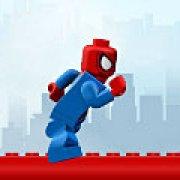 Игра Игра Лего человек паук