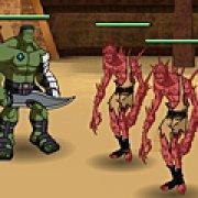 Игра Игра Планета Халка: гладиаторы