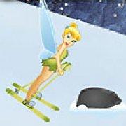 Игра Игра Динь-Динь на лыжах