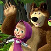 Игра Игра Маша и Медведь: лесное приключение