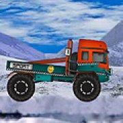Игра Игра Зимний грузовой дрифт