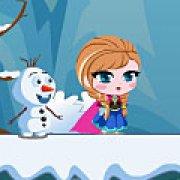 Игра Игра Холодное сердце: Анна и Олаф спасают Эльзу 2