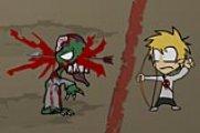 Игра Игра Уничтожение зомби