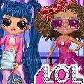 Игра Игра Куклы Лол Сюрприз: Миллениалы