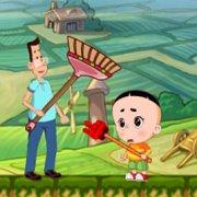 Игра Игра На двоих папа и сын