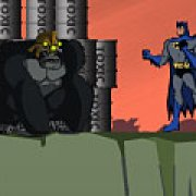 Игра Игра Бэтмен Горилла Гродд: баррели опасности
