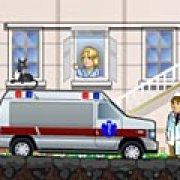 Игра Игра Водитель скорой помощи