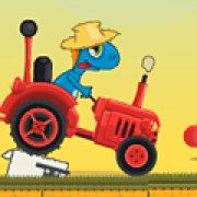 Игра Игра Гонка на тракторе