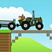Игра Игра Том и Джерри: трактор