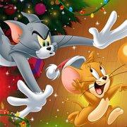 Игра Игра Том и Джерри: Праздничный Хаос