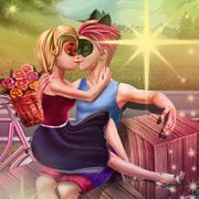 Игра Игра Леди Баг и Супер Кот: любовные фото в альбоме