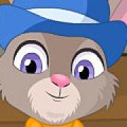 Игра Игра Зверополис: Джуди Хопс убирает в комнате