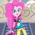 Игра Игра Девушки Эквестрии: Волшебный танец Пинки Пай