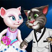 Игра Игра Том и Анжела фотосессия